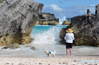 South Shore Park, Southampton, Bermuda