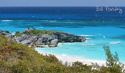 Good Friday at Horseshoe Bay, Southampton, Bermuda