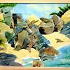 """Bermuda Cove 11"""" x 15"""" Price: $300. Unframed"""