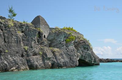 Castle Island, Castle Roads, Castle Harbour, St Georges