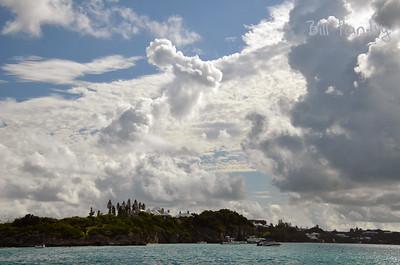 Castle Harbour, St Georges, Bermuda