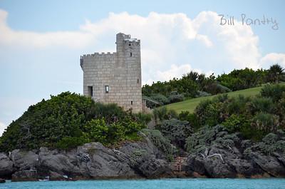 Frick's Point, Castle Harbour, St Georges, Bermuda