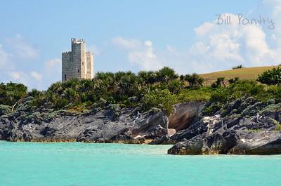 Castle Point, Castle Harbour, St Georges, Bermuda
