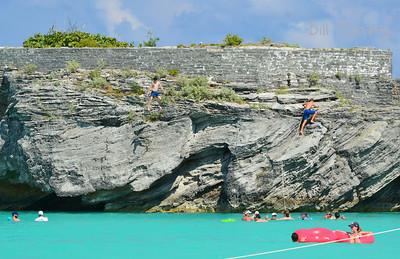 Castle Island, Castle Harbour, St Georges, Bermuda