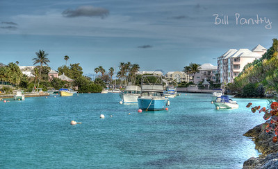 Flatt's Inlet, Smith's, Bermuda