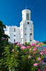 Office and condo development in Hamilton, Bermuda in the British Overseas Territory.