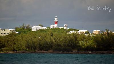St Davids Lighthouse, St Georges, Bermuda