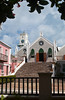 Saint Peters Church in St. George's Bermuda, British Overseas Territory.