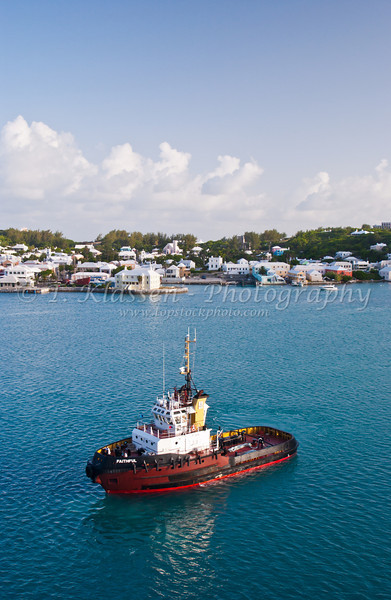 The town of St. George's Bermuda, British Overseas Territory.
