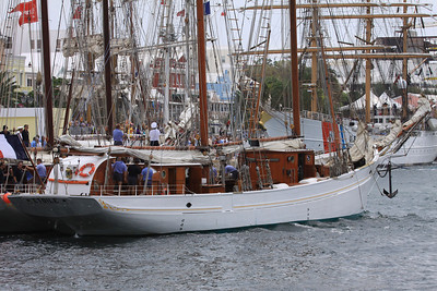 French Tall Ship T.S. Etoile