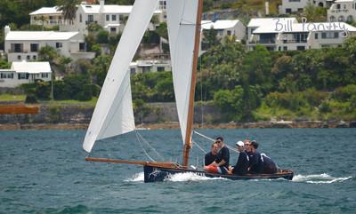 Contest, Dinghy races in Granaway Deep, Warwick, Bermuda