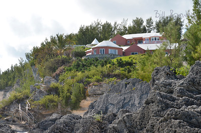 View from Southlands Beach, Warwick, Bermuda