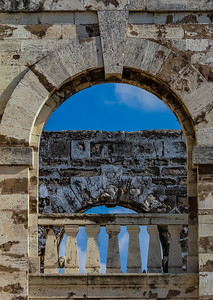 Arch - Fort St Catherine