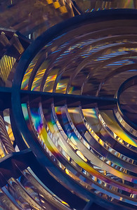 Prisms of the Gibbs Hill Lighthouse Lens