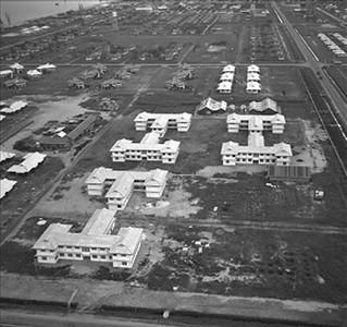 Old BSP Housing