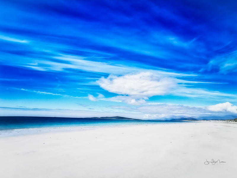 West Beach Berneray North Uist