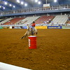 A break from the dog show, Mesquite Rodeo just next door.