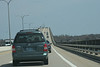This is a really tall bridge on the way to Jamestown