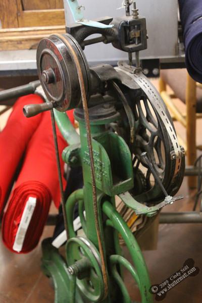 Washougal WA Pendleton Wool Factory