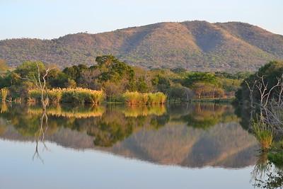 Lake Inside Kruger Park