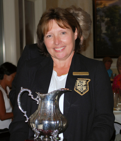 2009 Bernice Edlund Award Recipient, Karen Johnson
