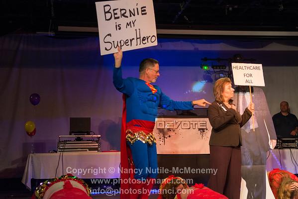 Bernie Man Fest VT