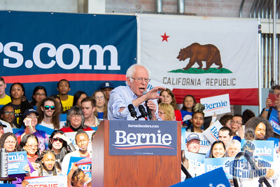 Bernie Sanders Rally (Richmond, CA) 2020