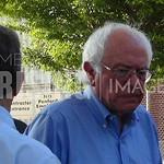 Bernie Sanders At Union Picket In Cedar Rapids, IA