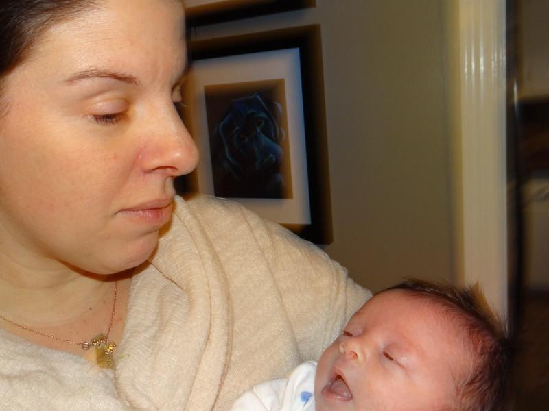 Morgan Harper 3 weeks