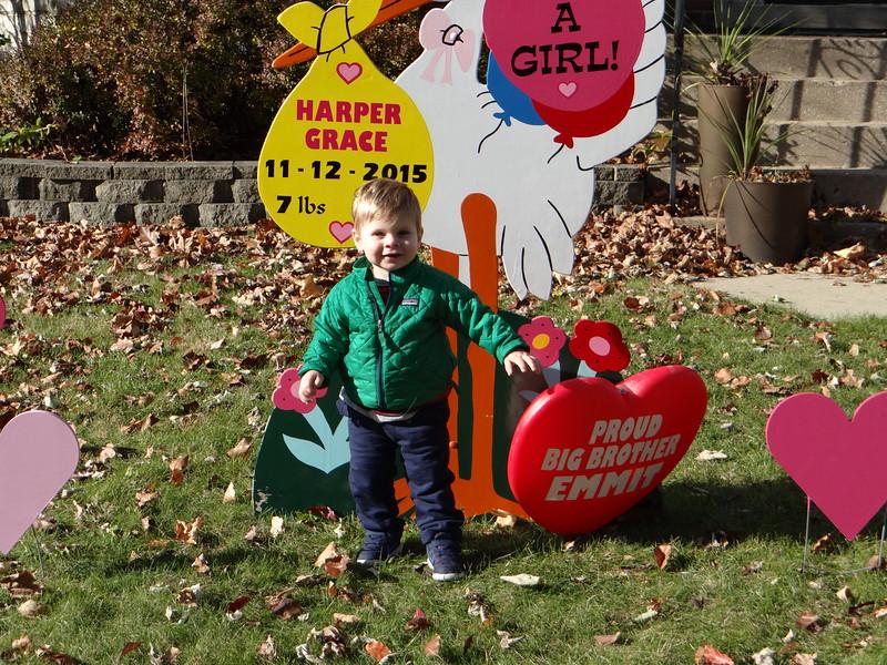 Harper's First Days
