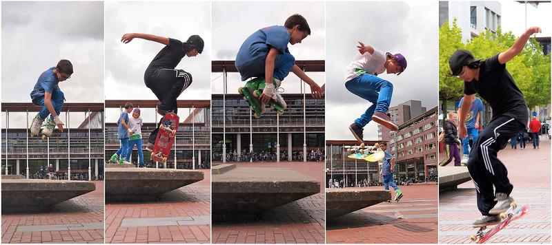 Skaters 23 juli 2011