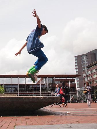 Serie Skaters 23 juli 2011