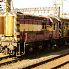 08709 and 08580 withdrawn behind the station at Bescot