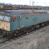 47816 withdrawn in Crewe Basford Hall