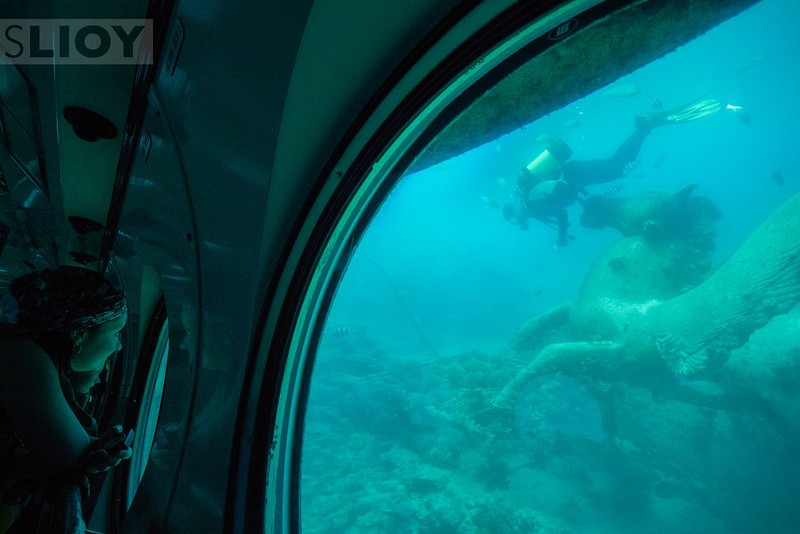 Though it might not be a first thought for tourism in Egypt, the Submarine ride offered through one of Egypt Excursions Online seems to be popular with clients.