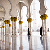 Midday Photo Session at the Sheikh Zayed Grand Mosque in Abu Dhabi.