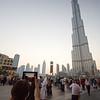 Tourist shots - Burj Khalifa.