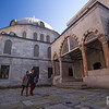 Though the architecture is just as photogenic, this side courtyard of the Hagia Sophia sees far fewer visitors. Knowledge of less-popular highlights like this are part of the benefits I can bring to your project.