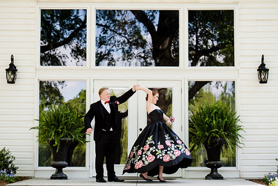 Bess and Brennan Prom