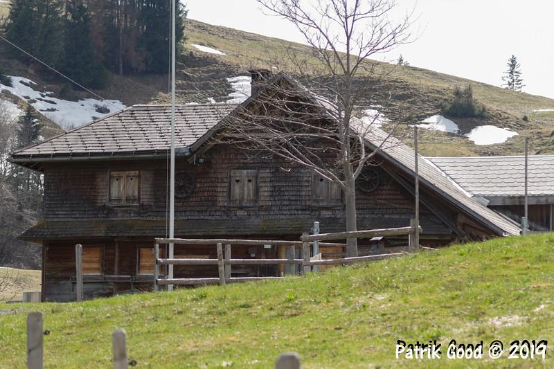 Chridegg Alphütte