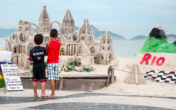 Boys of Copacabana