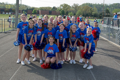 Cheatham County Special Olympics @ Harpeth High School April 13