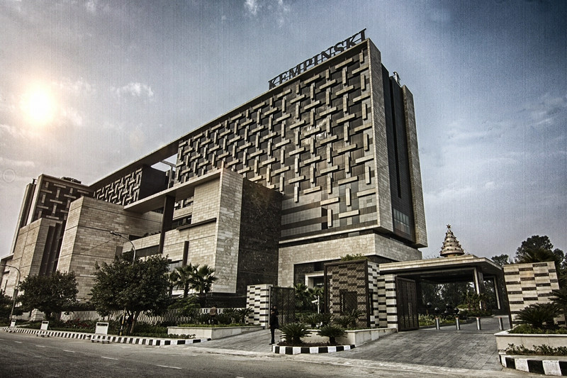 Hotel Kempinski- Faridabad- NCR- Delhi