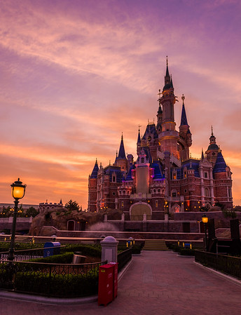 Storybook Sunset