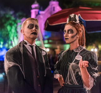 Haunted Mansion Cast Members