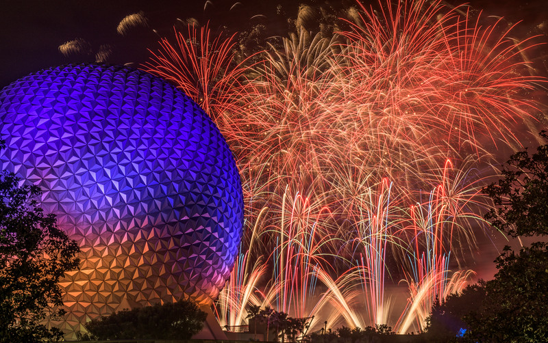 A salute to all Independence Day fireworks displays, but mostly Epcot's.