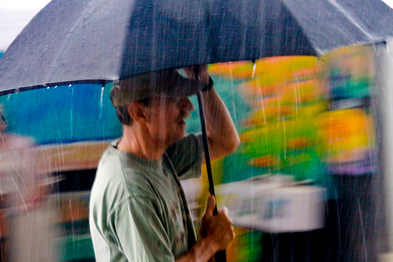 Rainning Color  Fort Lauderdale Fl  2011