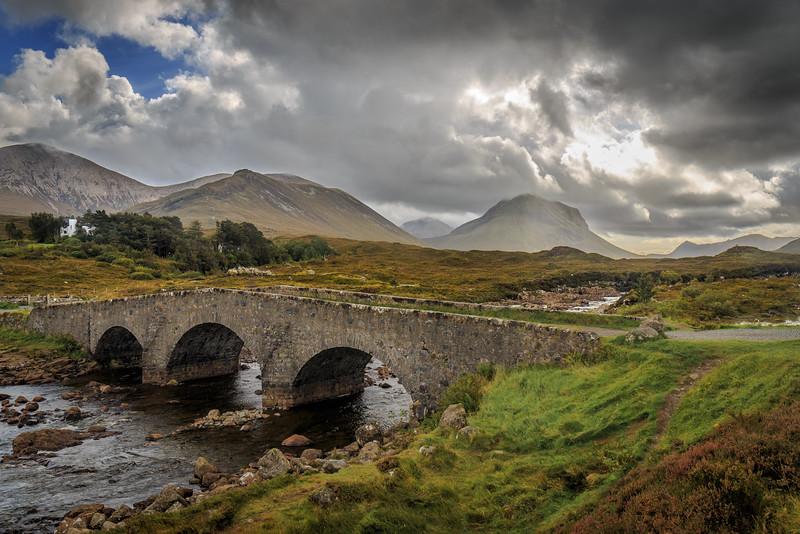 Sligachan Bridge – Island of Skye