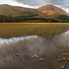 Red Cuillin from Loch Cill Chriosd