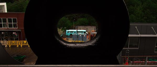 Bus In Katchikan